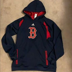 Adidas Red Sox Hoodie